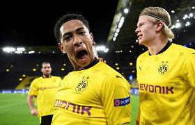 Vokietijos taurės varžybų finale – šiemet Čempionų lygoje žaidę klubai