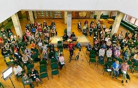 Lietuvos bibliotekininkai parengė manifestą – įsipareigojo kurti visiems atvirą biblioteką
