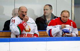 (Ne)Reali proga: pasaulio ledo ritulio čempionatui slystant iš Minsko latviai žvalgosi į Lietuvą