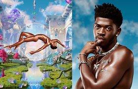 """Lil Nas X """"susilaukė"""" debiutinio albumo: jį pristatė specialiame šou"""