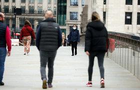 COVID-19: kodėl britų laukia sunki žiema?