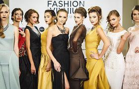 """""""Fashion Vilnius STYLE"""" konkurse pristatytos mados tendencijos su Juozo Statkevičiaus drabužiais"""