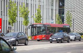 I.Ruginienė: Vilniaus viešojo transporto darbuotojai eina link streiko