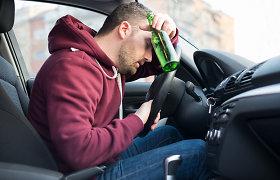 Psichologė apie apsvaigusius vairuotojus: kas išprovokuoja sėsti prie vairo?