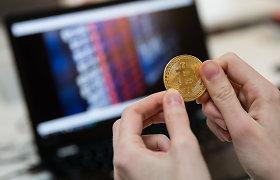 Žiemos kriptocunamis: bitkoino pakilimas gali reikšti tiek naują burbulą, tiek rinkos brandą