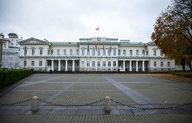 Ginčas dėl briedžio naudojimo Mažosios Lietuvos herbe pasiekė Prezidentūrą
