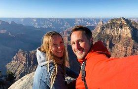 Išsėtinė sklerozė Lukui sudėliojo tikslus – su žmona ruošiasi Londono maratonui