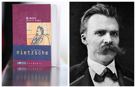 """Ką XXI a. žmogui gali duoti F.Nietzsches filosofija? Veikalo """"Anapus gėrio ir blogio"""" pristatymas"""