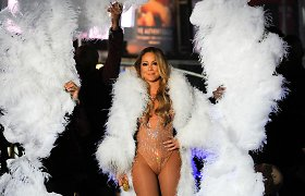 Vagys įsilaužė į Mariah Carey namus Los Andžele: pavogta rankinių ir akinių už 50 tūkst. dolerių