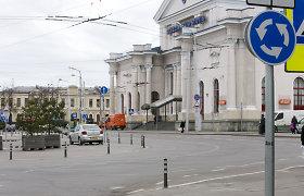 Stoties rajone Vilniuje apiplėštas vyras