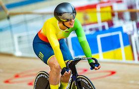 Trečiadienį Tokijuje lietuviai startuos stadione, irklavimo kanale ir dviračių treke