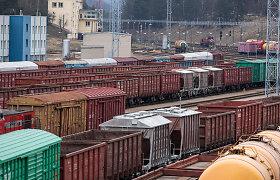 Estijos valstybinė geležinkelių operatorė šiemet gabeno per trečdalį daugiau krovinių