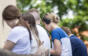 Per 1000 abiturientų laikys gimtosios – lenkų, rusų, baltarusių – kalbos egzaminą