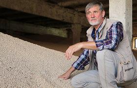 Stanislovas Keparutis: svajojęs būti lakūnu, o tapęs lietuviško rapso augintoju