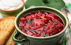 Burokėliai: 3 neįprasti patiekalai iš lietuviškų daržovių
