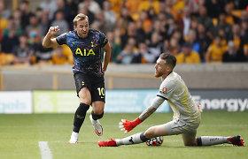 """Anglijos čempionate – sprigtas """"Manchester United"""" ambicijoms ir H.Kane'o sugrįžimas"""