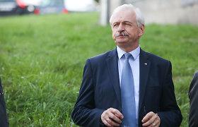 VTEK perspėjo žemės ūkio viceministrą E. Gustą pagalvoti, ar vadovauti centrui