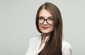 Nauja Lietuvos žaliųjų partijos vadove išrinkta Ieva Budraitė