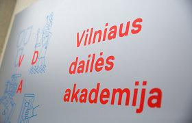 Vilniaus dailės akademijoje – skandalas dėl galimo mobingo