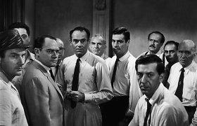 """Filmas """"12 Angry Men"""" ir garsioji O.J.Simpsono byla: kodėl prisiekusiųjų sudėtis yra itin svarbi"""