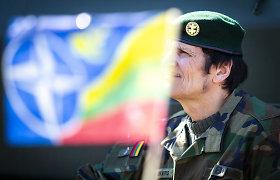 Lietuvoje tarnybą pradės nauja NATO bataliono pamaina