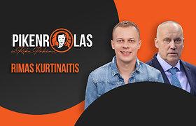 """PIKENROLAS: Rimas Kurtinaitis – apie didžiausius laimikius, """"Chimki"""" krachą ir Lietuvos krepšinio problemas"""