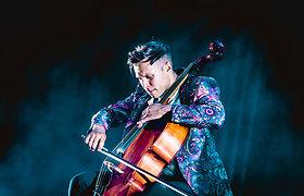 Justas Kulikauskas-Future Cello