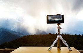 4 dalykai, kuriuos būtina žinoti apie telefono kamerą