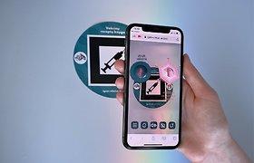 Papildytos realybės projektas perkels sintetinę biologiją į telefonų ekranus
