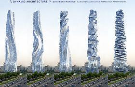 Įspūdingiausi pasaulio architektūros šedevrai