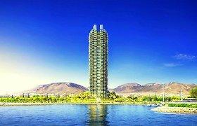 Kodėl būsimas dangoraižis Graikijoje nusipelno didžiausio augalo pavadinimo?