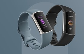 """""""Fitbit Charge 5"""" išmaniojo laikrodžio apžvalga: geriausias sporto laikrodis?"""