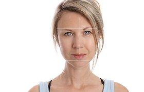 Kodėl su amžiumi veidai tampa vis mažiau simetriški?