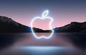 """Pagaliau sulaukėme: """"Apple"""" paskelbė """"iPhone 13"""" pristatymo datą"""
