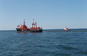 Pernai Karinių jūrų pajėgų Jūrų gelbėjimo koordinavimo centro vykdytose operacijose išgelbėti 25 žmonės
