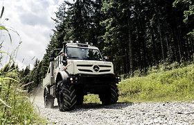"""2021-ieji – išskirtiniai """"Mercedes-Benz"""" sunkvežimių istorijos metai"""