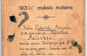 Poetas Vytautas Mačernis