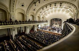 Aukščiausios kokybės Nacionalinės filharmonijos koncertai jūsų namuose
