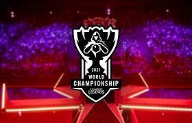 """Dėl delta atmainos perkeliamas """"League of Legends"""" pasaulio čempionatas """"Worlds 2021"""""""