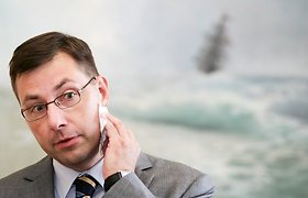 Grupė žinomų signatarų reikalauja atstatydinti švietimo ministrą Gintarą Steponavičių