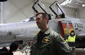 Šiauliuose pasikeitė NATO oro policijos vienetai
