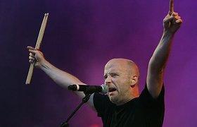 """Latvijos festivalį """"Positivus"""" aplankys Moby, O'Connor ir Doherty"""