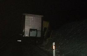 Vilkiko avarija kelyje Leipalingis-Serijai