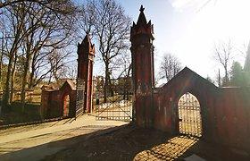 Trakų Vokės parke atgimsta mūsų paveldas