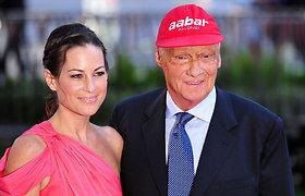 Legendinis lenktynininkas Niki Lauda: svarbiausios gyvenimo akimirkos