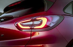 """Krosoveris """"Ford Puma Titanium"""""""