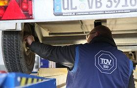 """Vežėjams palengvės: """"lietuviško"""" transporto techninės apžiūros užsienyje formalumai keliasi į elektroninę erdvę"""