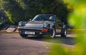 """Porsche 930/911"" iš Benedikto Vanago ""Extreme Mashines"""