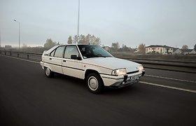 "Istoriniai ""Citroen"" automobiliai"