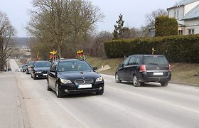 Šakių BMW klubo Kovo 11 d. akcija